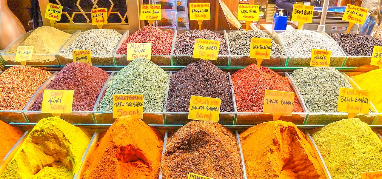 Geniet van de beste Turkse recepten